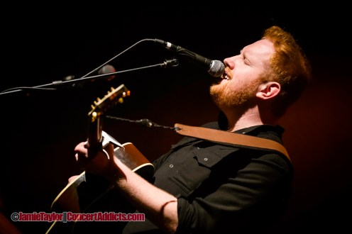 Gavin James @ Commodore Ballroom Vancouver © Jamie Taylor