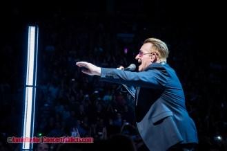 U2 @ Rogers Arena Vancouver © Jamie Taylor