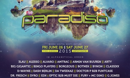 Paradiso 2015 lineup poster full