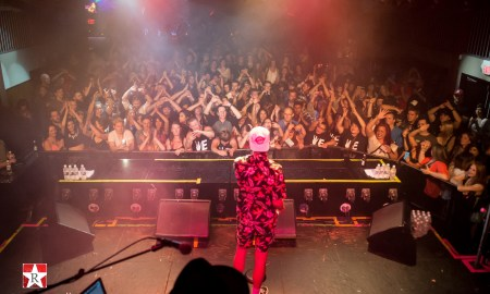 SonReal live at Sugar Nightclub in Victoria , BC on May 29th 2015 © RMS Media