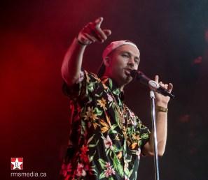 SonReal live at Sugar Nightclub in Victoria , BC on May 29th 2015 © RMS Media