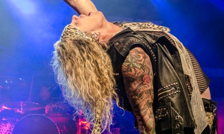 Steel Panther at Sound Academy ©Dawn Hamilton