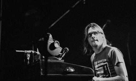 Steven Wilson @ MacEwan Hall © J. Dirom