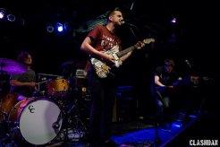 Joseph D'Agostino of Cymbals Eat Guitars @ Cats Cradle © Dan Kulpa
