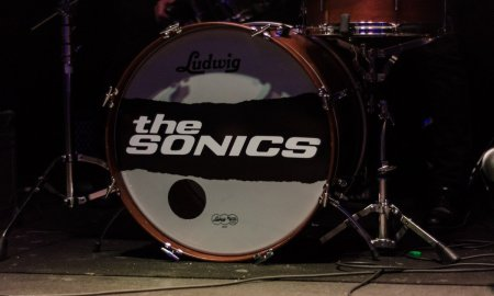 The Sonics @ Venue Nightclub © Erik Iversen