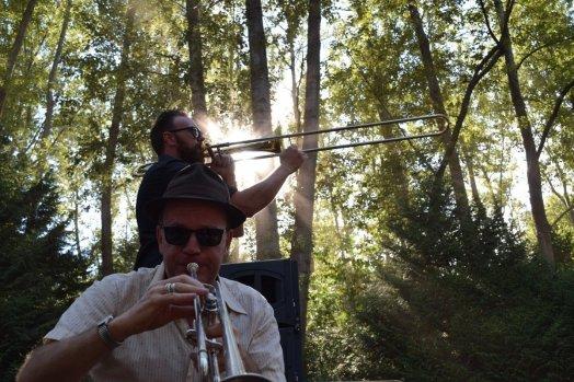 Melbourne Ska Orchestra @ Vancouver Folk Festival © Hannah Siden