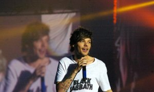 Photos of One Direction at BC Place in Vancouver, BC on July 17th 2015