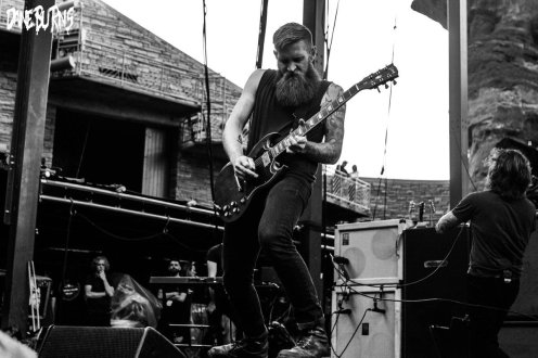 The Devil Wears Prada at Red Rocks ©Dane Burns