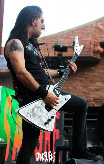 Hellyeah at Red Rocks ©Dane Burns