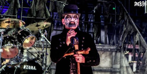 King Diamond at Red Rocks ©Dane Burns