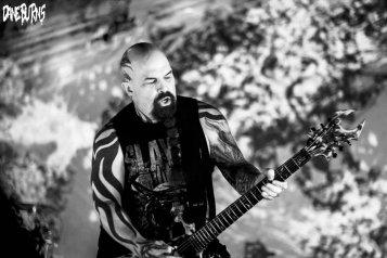 Slayer at Red Rocks ©Dane Burns
