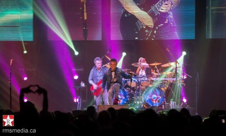 Journey live at Save-On-Foods Memorial Centre July 13th -2015 © RMS Media