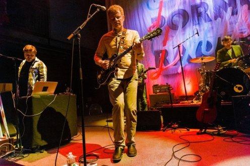 The New Pornographers at the 9:30 Club © Matt Condon