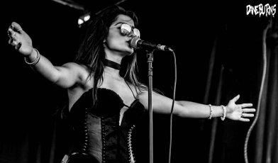 Bebe Rexha at Qualcomm Stadium ©Dane Burns