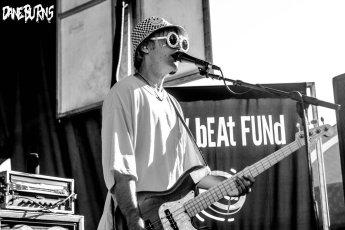 New Beat Fund at Qualcomm Stadium ©Dane Burns