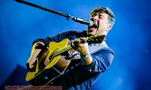Marcus Mumford of Mumford & Sons at the Tantalus at Squamish Valley Music Festival 2015