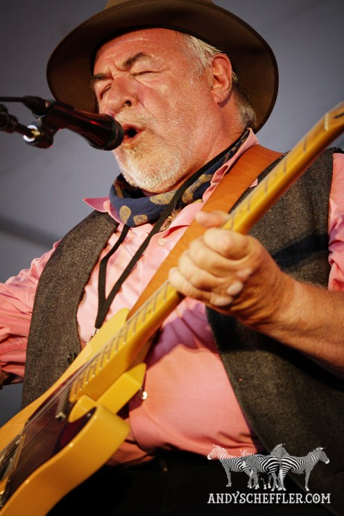 Jim Byrnes @ Burnaby Blues & Roots - Aug. 08, 2015 © Andy Scheffler