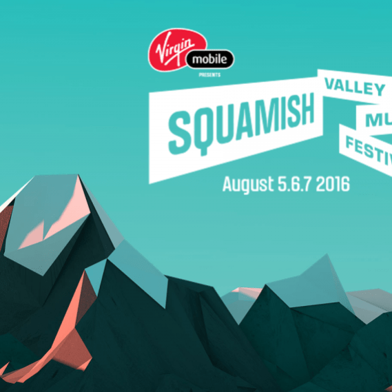squamish valley music festival 2016 poster banner title image big