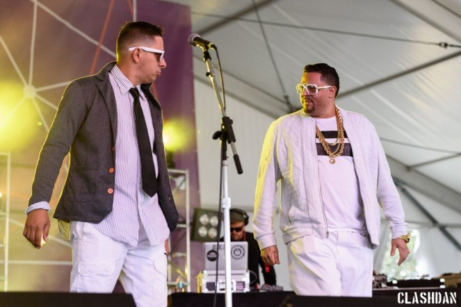 Empresarios @ Landmark Music Festival © Dan Kulpa