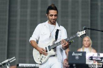 Miguel @ Landmark Music Festival © Dan Kulpa
