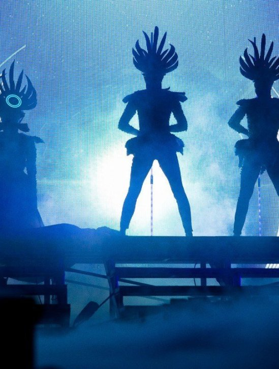 Empire of the Sun at Marymoor Park © Michael Ford