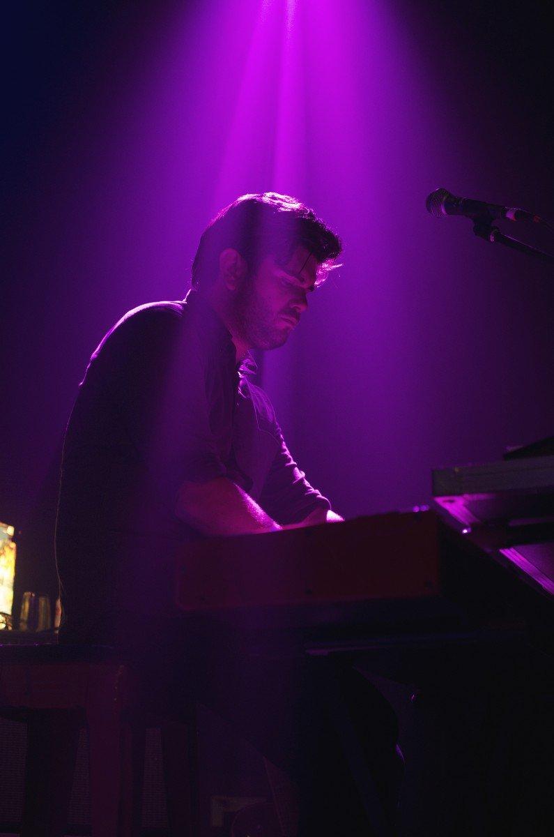 JJ Ipsen of Hayden @ The Imperial © Sarah Kitson