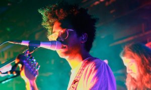 Toro y Moi at Biltmore Cabaret Vancouver 2015