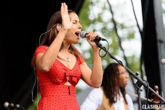 Rhiannon Giddens @ Landmark Music Festival © Dan Kulpa