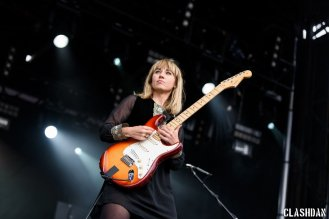 The Joy Formidable @ Landmark Music Festival © Dan Kulpa