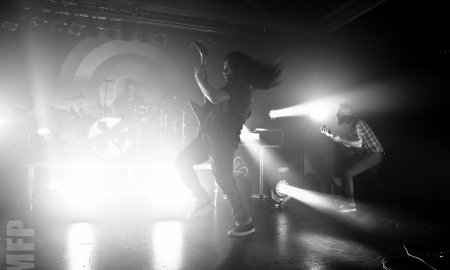 Coheed and Cambria at Showbox SODO © Michael Ford