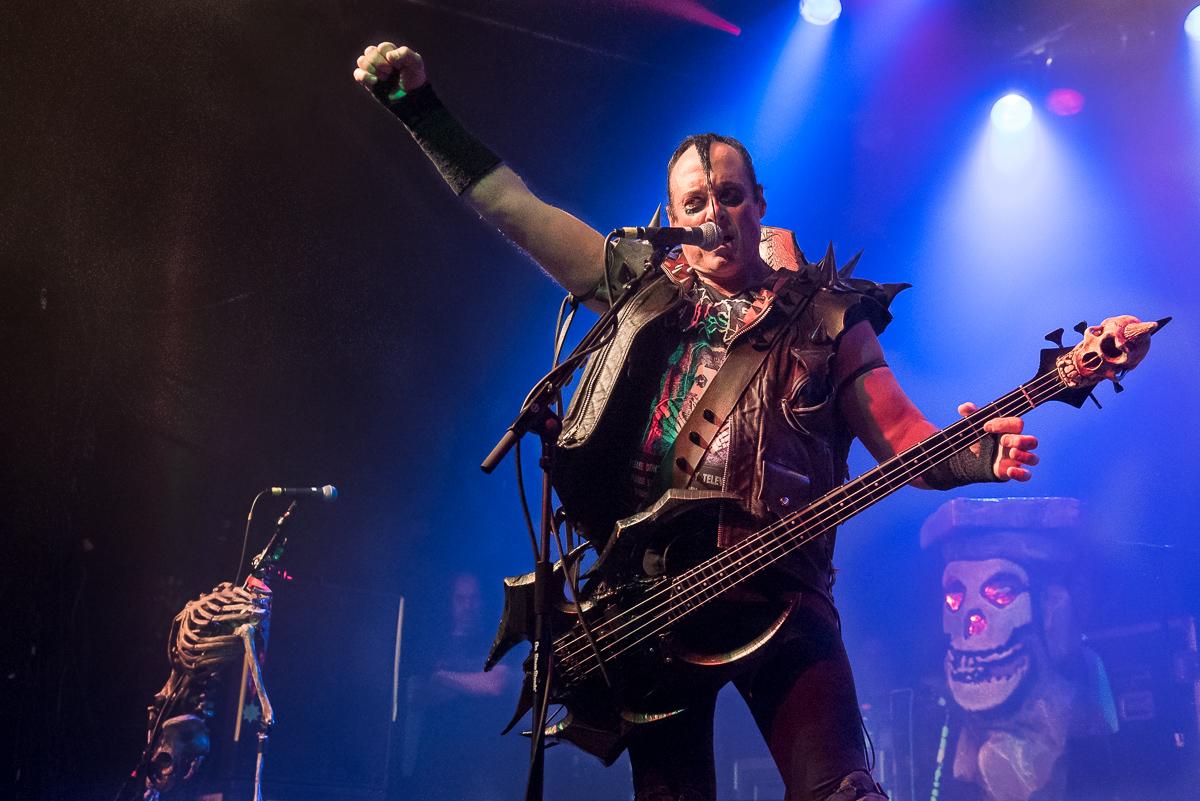 Misfits at the Phoenix Concert Theatre in Toronto ©Dawn Hamilton