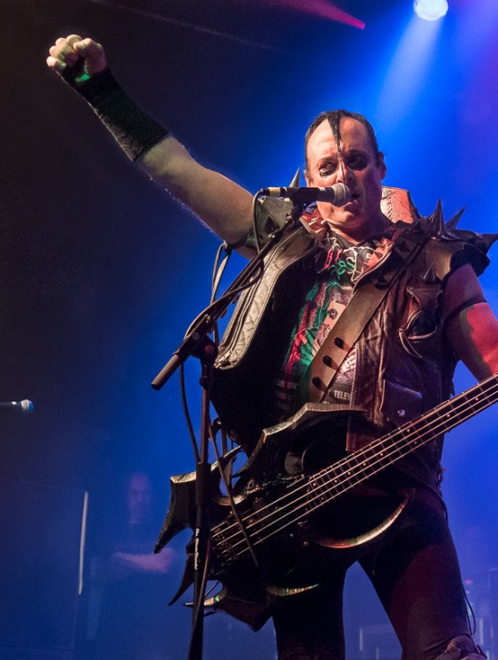 Misfits at the Phoenix Concert Theatre in Toronto ©Dawn Hamilton