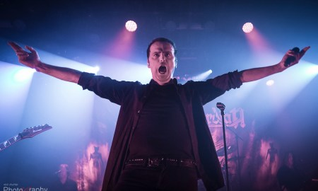 Blind Guardian @ Commodore Ballroom - November 16th 2015