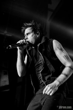 Three Days Grace @ MacEwan Hall © J Dirom