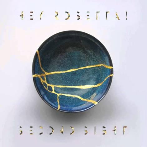 hey rosetta second sight album cover