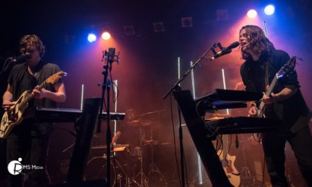 Half Moon Run + Folly & The Hunter @ Sugar Nightclub - December 7th 2015