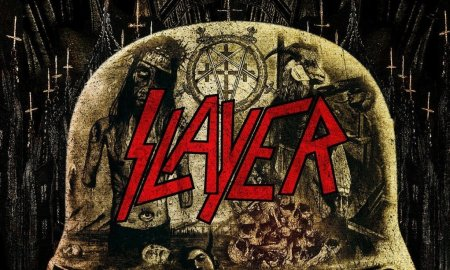 SLAYER ANNOUNCES 2016 NORTH AMERICAN TOUR Poster
