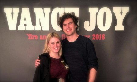 Meet and Greet with the lovely Vance Joy in Vancouver 2016