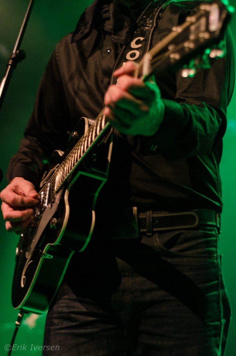Corb Lund @ The Commodore Ballroom © Erik Iversen