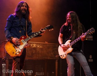 Blackberry Smoke + Stone Rider @ Express Live - February 18th 2016