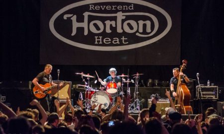 Reverend Horton Heat @ Rickshaw Theatre © Erik Iversen
