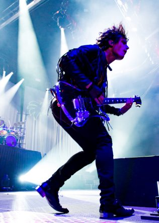 Marianas Trench @ First Ontario Centre ©Wally Graves 2016