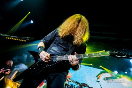 Megadeth @ Grey Eagle Resort and Casino © J. Dirom