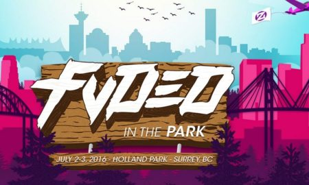 fvded in the park 2016 lineup titles