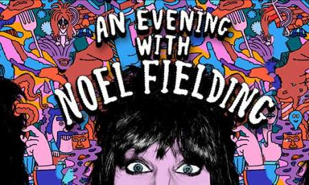 Noel Fielding @ Vogue Theatre - April 9th 2016