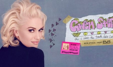 """Gwen Stefani This Is What the Truth Feels Like"""" 2016 tour"""