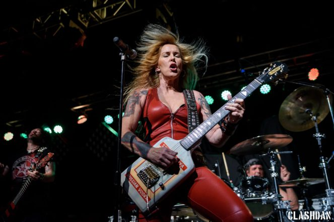 Lita Ford @ The Ritz © Dan Kulpa