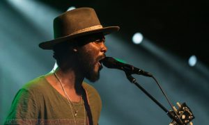 Gary Clark Jr @ Commodore Ballroom - April 12th 2016 © Jamie Taylor