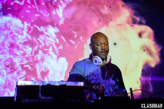 Robert Hood DJ @ Moogfest 2016 © Dan Kulpa