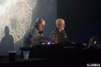 The Orb @ Moogfest 2016 © Dan Kulpa
